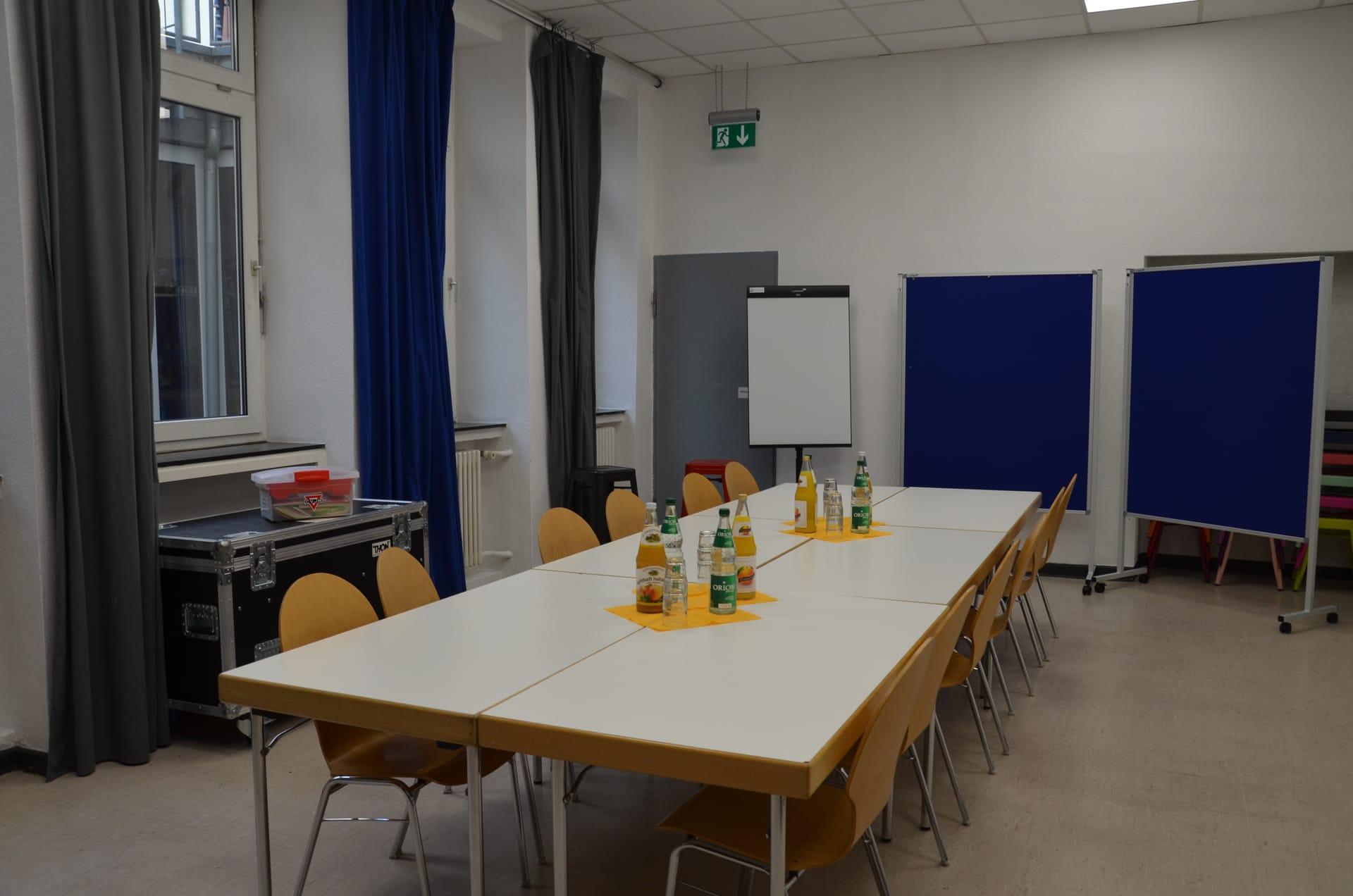 CVJM-Mannheim - Meetingraum Kleiner Saal